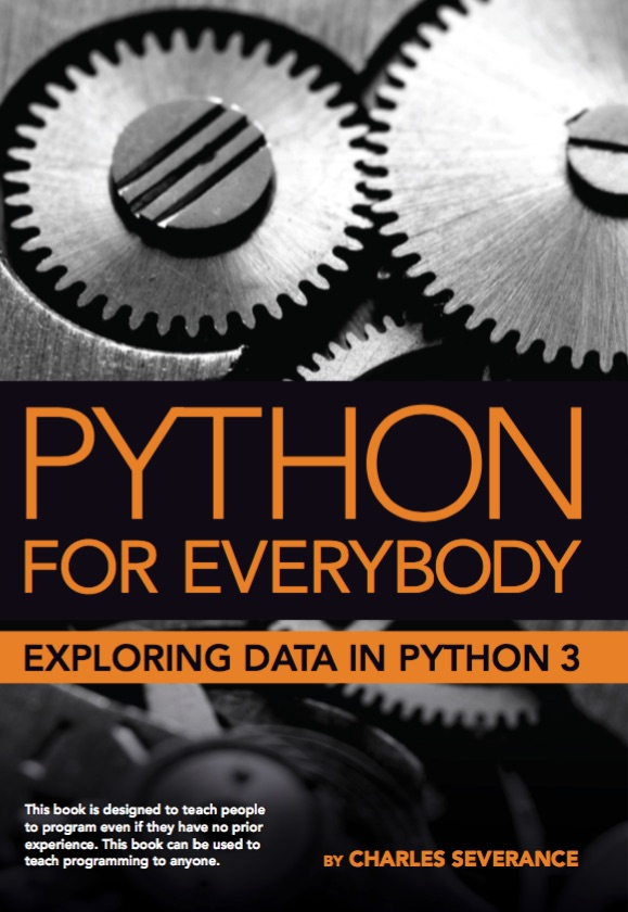 Python for Everybody - Exploring Data In Python 3 icon